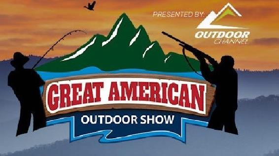 Great American Outdoor Show in Harrisburg, PA on February 3-11th, 2018.