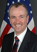 Governor elect Phil Murphy