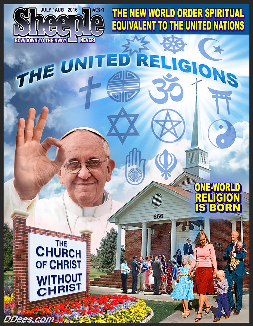 One world religion